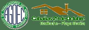 AGOEC - Cabañas 29 Octubre - Bariloche